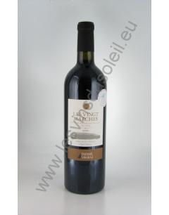 Les Vignerons de Tautavel et Vingrau Cuvée Les Vingt  Marches 2012