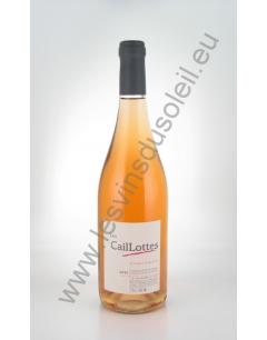 Jean Philippe Charpentier Les Caillottes 2014 Rosé