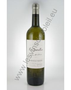 Les Jamelles Chardonnay Viognier 2014