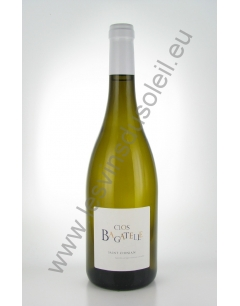 Clos Bagatelle Blanc 2015