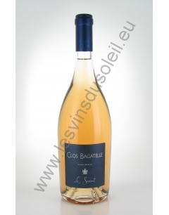 Clos Bagatelle Le Secret 2015