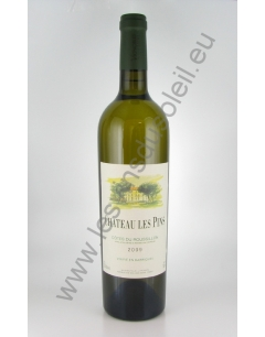 Vignoble Dom Brial Château Les Pins Blanc